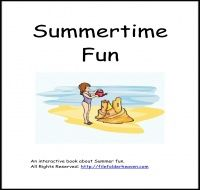 Summer Time Fun adapted book