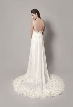 ... robes christophe alexandre docquin wedding dress gown bridal robes de