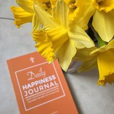 Daffodils are awesome. Simple. They signal the coming of spring, easter and all things fun and sunny (not now though, we've had weeks of straight rain in England). It's the type of thing that you should look out for, things that signal happiness for you. Apple blossom makes us happy too :D |  |   #planoly #dailyhappinessjournal #happinessisfree #happinessisachoice #happinessissimple #happinesstips #gethappy #littlestarjournals⭐️ #howtobehappy #maketodayamazing Happiness Is A Choice, Get Happy, Little Star, Daffodils, Awesome, Amazing, Journals, All Things, Rain