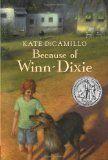 Read this book in 4th grade! :) When we still had Winn-Dixie's!