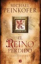 """Michael Peinkofer, uno de los referentes actuales entre los jóvenes autores europeos de #NovelaHistorica, nos trae: """"El reino perdido"""", #acción trepidante, ritmo constante, con gran variedad de personajes, y a la vez minucioso y rigurosamente documentado."""