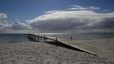 Solrød Strand, Stranden