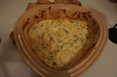 Something Yummy for your Tummy!!: Garlic Artichoke Dip