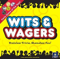 Wits and Wagers for TF and family?