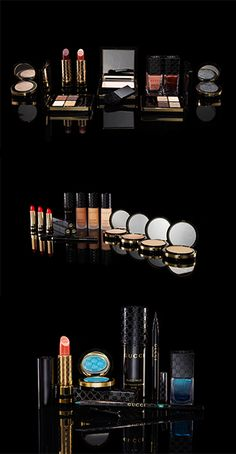 The Gucci Beauty collection, available exclusively on the East Coast at Saks, has debuted on the Spring 2015 Gucci runway in Milan. See the collection's co-designer Pat McGrath explain the make-up line and the Gucci look used on the runway on SaksPOV.com!