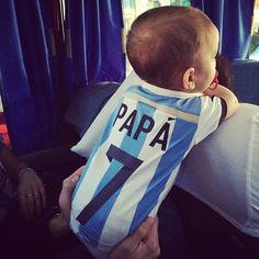 Soy tu mejor fanatico ❤️ #AdM7 #MdM #VamosArgentina #DiMaria