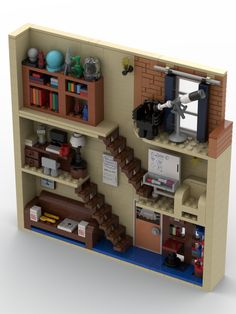 Parameters:Width: 27 studs / cmHight: studs / cmDepth: 4 studs / cmPieces: 505 pcsHi there!This Photo Frame MOC is a modification of LEGO. Lego Moc, Lego Minecraft, Lego Lego, Legos, Pokemon Lego, Lego Hacks, Lego Frame, Lego Creative, Lego Furniture