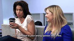 Você tem o direito de ter a opinião errada, tudo bem...