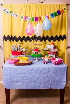 Charlie Brown Birthday