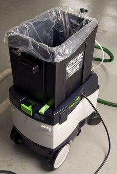 Aspirateur Cyclonique Dust Commander et module maitre/esclave 9e5d1f19f37c1986407297e2aa7a6d7c
