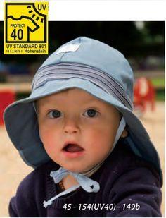 Cappello da pompiere azzurro con UV40 - Pickapooh Per proteggere testa 2615d31a7df1