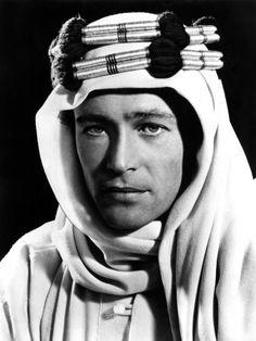 Peter O'Toole [Lawrence of Arabia, 1962]