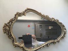 Brocante Spiegel Ovaal : De blauwe blaker brocante barok emaille serviesgoed en