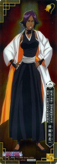 Yoruichi Shihouin (Character) - Giant Bomb