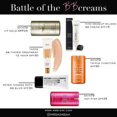 ★Battle of the BB Creams★ Skin79 (BD10) Kiko Makeup Milano (BD9.5) Tarte (BD23.5) Peter Thomas Roth (BD11.5)  Available for immediate purchase and delivery. Place your order on our website www.mrs-kim.com and we deliver in 2-3 days (Bahrain) 3-4 days (GCC). Payment in cash on delivery.  #mrskimbah #Bahrain #Kuwait #UAE #KSA #Qatar #Oman #brands #shopping #photooftheday #onlineshopping #GCC #ecommerce #musthaves #makeup #beauty #instamakeup #beautyproducts #beautywants #makeupaddict #bbcreams…