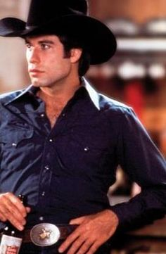 John Travolta, in Urban Cowboy
