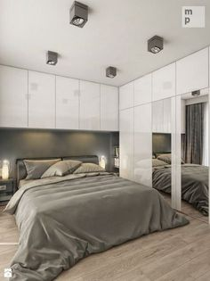 Bedroom wardrobe storage small spaces built ins 31 trendy ideas Bedroom Built Ins, Small Master Bedroom, Master Bedroom Design, Bedroom Storage, Home Decor Bedroom, Wardrobe Storage, Closet Storage, Wardrobe Ideas, Latest Bedroom Design