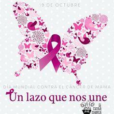 súmate al rosa, día internacional contra el cáncer de mama, cáncer de mama.  La Cesta Magica: Google+