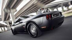 CULT Dodge Challenger SRT8 to debut at SEMA 2010