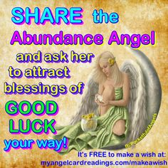 Abundance Angel - Irish blessing - Magic witch - Lucky horseshoe - Image quotes - Sayings - Good luck - Wishes Lucky Horseshoe, Good Luck Wishes, Lucky Bamboo, Lucky Penny, Irish Blessing, Wishing Well, Good Morning Quotes, Make A Wish