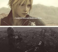 Cloud Strife <3 <3 <3