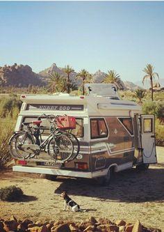 Meine unangefochtene Lieblingsroute: 1580 Kilometer durch die herrliche Landschaft von Südmarokko. Mit dem Camper von Tafraoute bis in die Sahara.