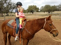 Took my baby cousin riding!
