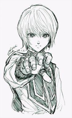 hunter x hunter Anime Art anime art Hunter Manga Drawing, Manga Art, Drawing Sketches, Drawings, Hunter X Hunter, Manga Anime, Character Art, Character Design, Super Anime