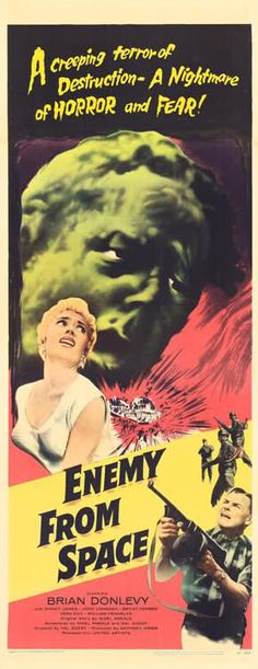 Enemy From Space (1957)