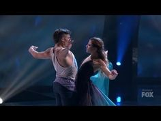 Carly Blaney & Rudy Abreu - SYTYCD Season 11 Top 20 Finalists
