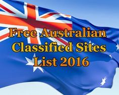 These classified sites list offering a great opportunities to promote your business free of cost. By using these sites you can easily promote your business in local area.