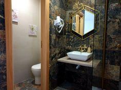 Renovated rural tourism house - Quintamacor Imobiliária Luz Natural, Portugal, Tourism, Vanity, House, Bathroom, Amazing, Rain Shower Heads, Windows