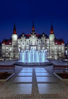 Poland Travel Inspiration - Walbrzych, Poland