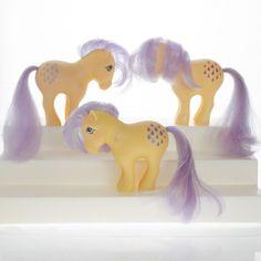 ea796a3008b Vtg My Little Pony Lemondrop Variants Mail Order Blue   Lavender Eyes Mail  Order