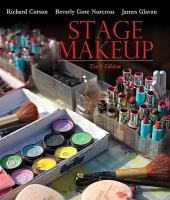 """Stage Makeup by Richard Corson, Beverly Gore Norcross, James Glavan. Widely referred to as the """"bible of stage makeup,"""" The timely 10th revision of this classic addresses principles and techniques in the use of makeup for the contemporary performer."""