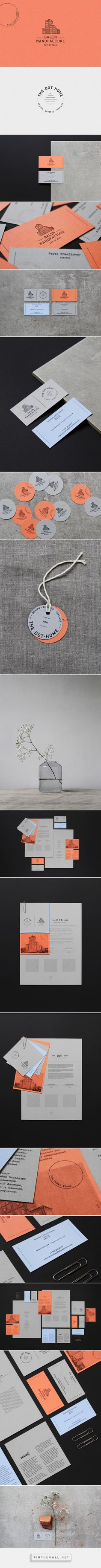 The Dot Home & Balin Manufacture on Behance... - a grouped images picture - Pin Them All