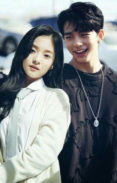 hyunjin nakyung♡ Kpop Couples, Korean Style, Ulzzang, Korean Fashion, Boys, Girls, Ships, Husband, Random