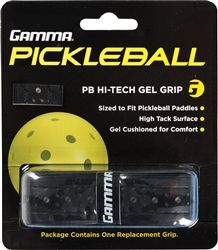 Gamma Hi-Tech Gel Pickleball Grip | Check out our Free Shipping Offer