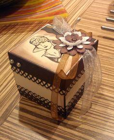 pudełeczko prezentowe