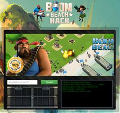 boom beach hack tool