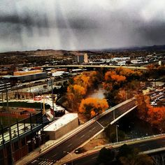 What's not to love about autumn in the Biggest Little City? Photo by AJ Miller.