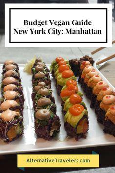 Guide to New York City's Cheap Vegan Restaurants and Budget-Friendly Vegan Options