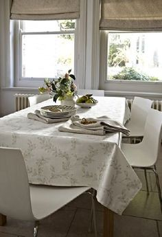 The Perception Fabric Collection by Prestigious Textiles can be described as a classic touch of luxury. Beautiful elements make these fabric stand out! Dining Area, Country Dining Rooms, Interior, Prestigious Textiles, Hues, Fabric, Home Decor, Room, Fabric Collection