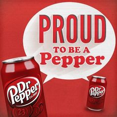 Proud to be a Pepper