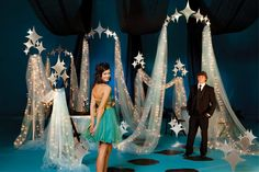 6 Creative Ways to Use Fabric for Prom Decorations