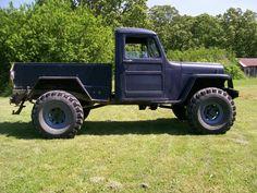 1950 Willys Truck rebuild