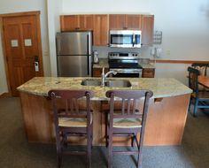 Redhawk 2290 kitchen