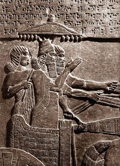 Tiglath-Piloeser III (744 - 727 BC) Neo-Assyrian; his capital was Kalakh (Nimrud); fought Battle of Kishtan against Sarduri of Urartu (743 BC); annexed Judah and Gaza; became the king of Babylon. He ascended the throne as a result of a palace conspiracy; gave impetus to Assyrian militarism; expanded territorial rule, renovated and reorganized empire's administration and bureaucracy; maintained strict, direct control.