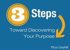 Your 3 questions away from knowing your purpose. www.belongtour.com