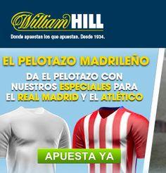 ¡El pelotazo madrileño!  http://ads.williamhill.es/redirect.aspx?pid=30280538&bid=1478861748&lpid=1477978145